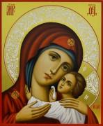 Рукописная Корсунская икона Божией Матери