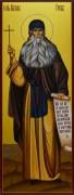 Рукописная мерная икона Максим Грек