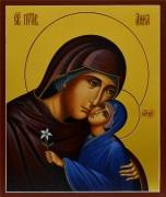Рукописная икона Анна Праведная