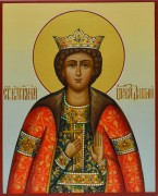 Рукописная икона Дмитрий (Димитрий) Угличский