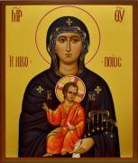 Рукописная икона Никопея
