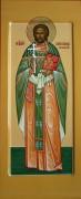 Рукописная икона Святой Александр Хотовицкий