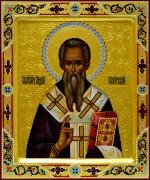 Рукописная икона Андрей Критский 2