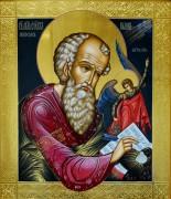 Рукописная икона Иоанн Богослов 2