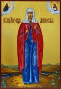 Рукописная икона Александра Анкирская 3