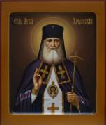 Рукописная икона Лука Крымский (Войно-Ясенецкий) 3