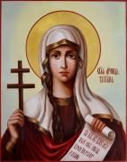 Рукописная икона Татьяна (Татиана) Римская масло