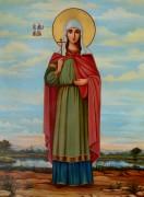 Рукописная икона Лидия масло
