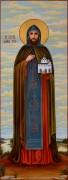 Мерная икона Даниил Московский масло