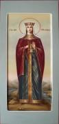 Мерная икона Ирина Македонская масло