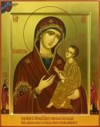Рукописная икона Виленская 2