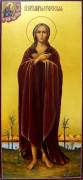 Мерная икона Мария Египетская
