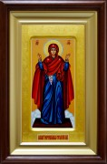 Рукописная икона Нерушимая Стена 3 (Размер 13*25 см)
