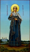 Мерная икона Александра Понтийская масло 2