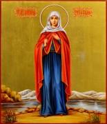 Рукописная икона Виктория Эфесская Ефесская масло