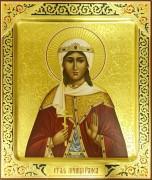 Рукописная икона Раиса 3