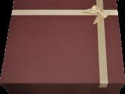 Коробочка с лентой для иконы в киоте