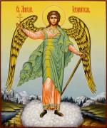 Рукописная икона Ангел Хранитель 42 (Размер 21*25 см)
