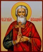 Рукописная икона Владимир Равноапостольный 6