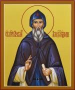 Рукописная икона Лукиан Александровский