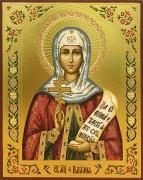 Рукописная икона Наталия Никомидийская 5