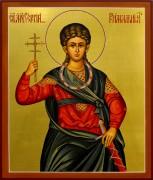 Рукописная икона Сергий Римлянин