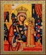 Рукописная икона Неувядаемый Цвет 38