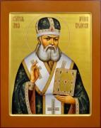 Рукописная икона Лука Крымский 7